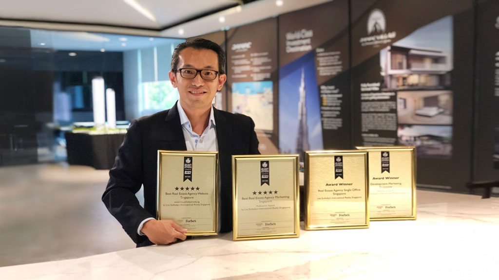 List Sotheby's International Realty, Singapore Wins 4 awards at the Asia Pacific Awards 2019-20